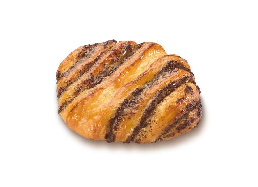 Poppy Seed Swirl - Sweet filled pastries