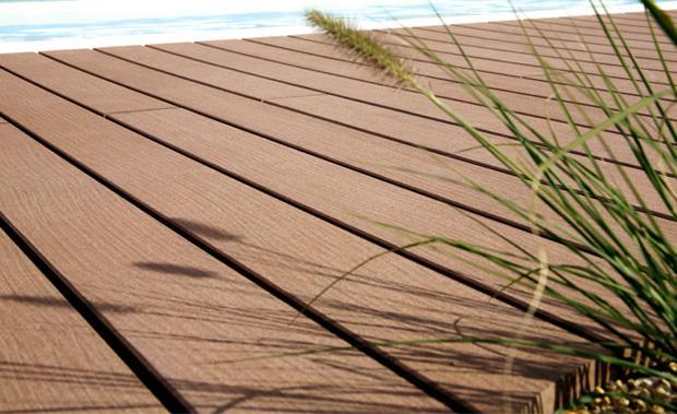 La Lame de Terrasse Fibres de Bois PREMIUM