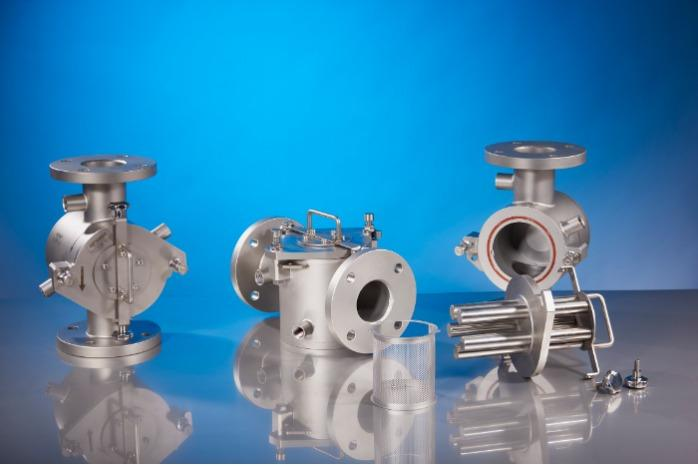 Magnetic filtering  - Magnetic filters for solids and liquids