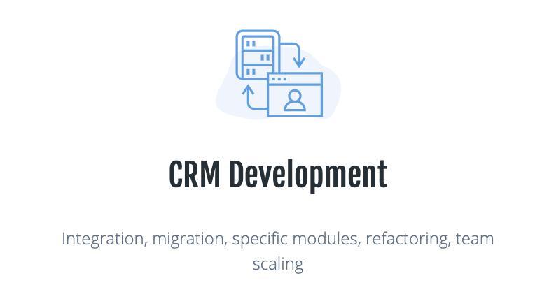 Crm Developement - null