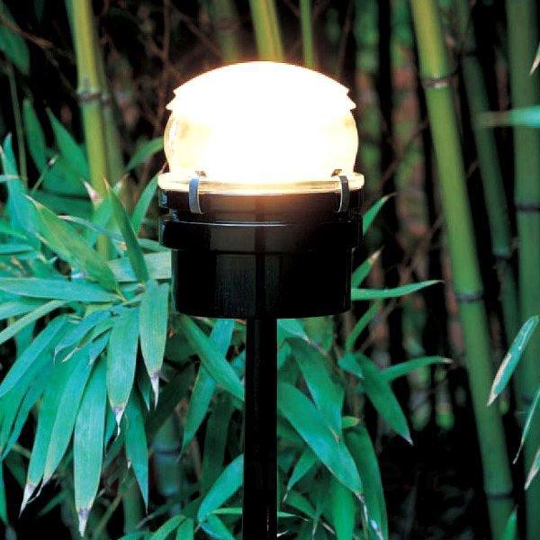 Borne lumineuse Fresnel à lentille en verre - Toutes les bornes lumineuses