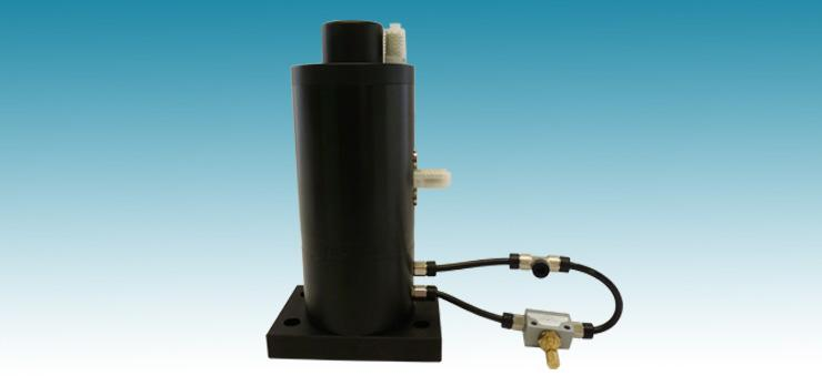 Knocker FKL-100 mi - Automatically controlled. Variable impact force