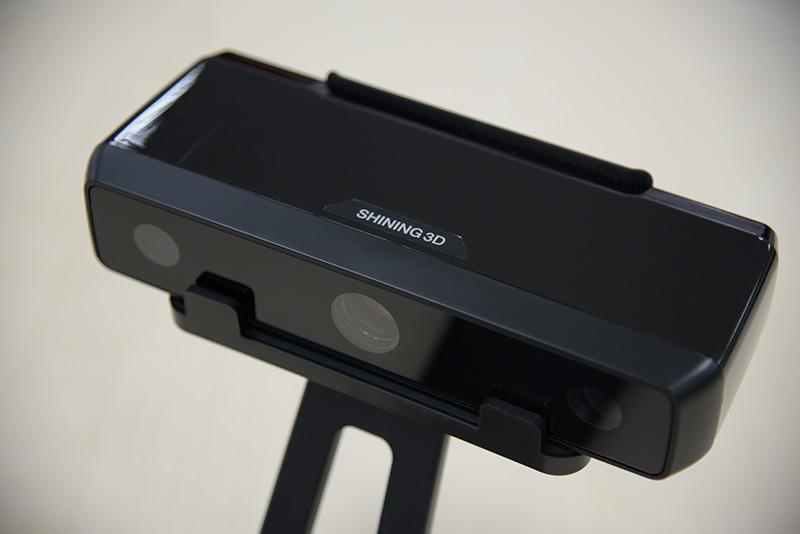 Shining-3D EinScan-SE - 3D Streifenlichtscanner Shining-3D EinScan-SE