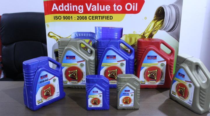 Hydraulic & Gear Oil - Hydraulic Oil ISO 32