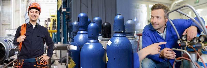 Achat de bouteilles de gaz jetables