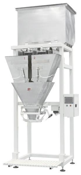 Weigher DS 1-6 - WEIGHERS (DOSING EQUIPMENT FOR THE FOOD INDUSTRY)