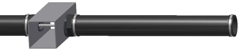 Membran-Rohrbelüfter 750 mm EPDM - null
