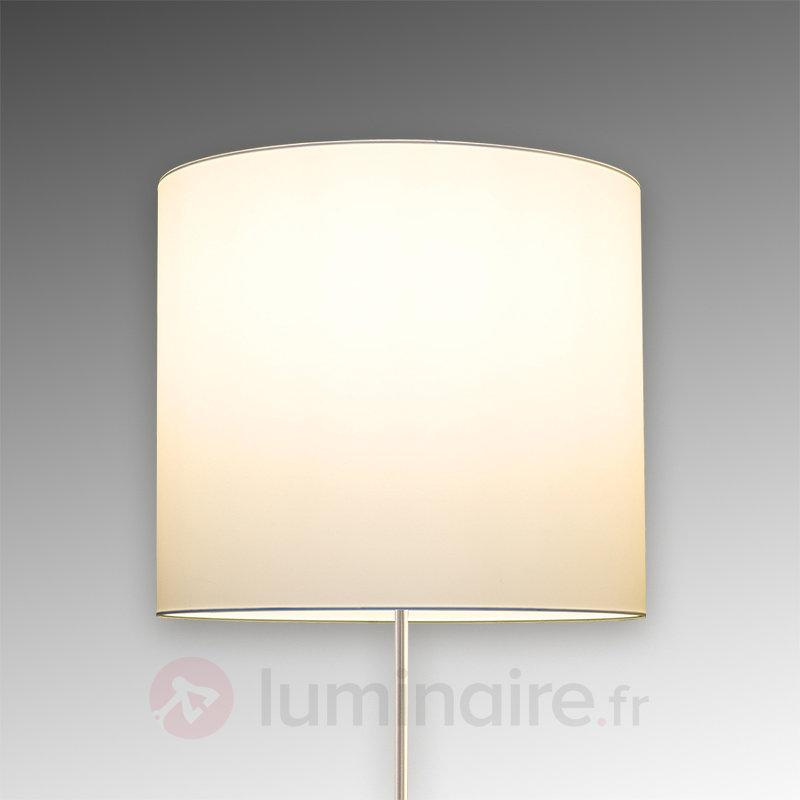 Lampadaire moderne Tono - Lampadaires en tissu
