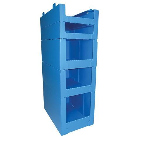 Custom designed Pick-Bins, Storage Boxes - Packaging