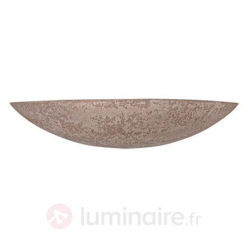 Applique vasque Latifee - Appliques rustiques
