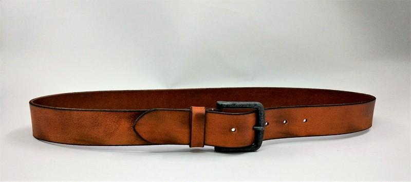 Leather belt for Ladies and Gents - Casual leather belt for men and women