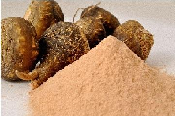Organic maca powder -
