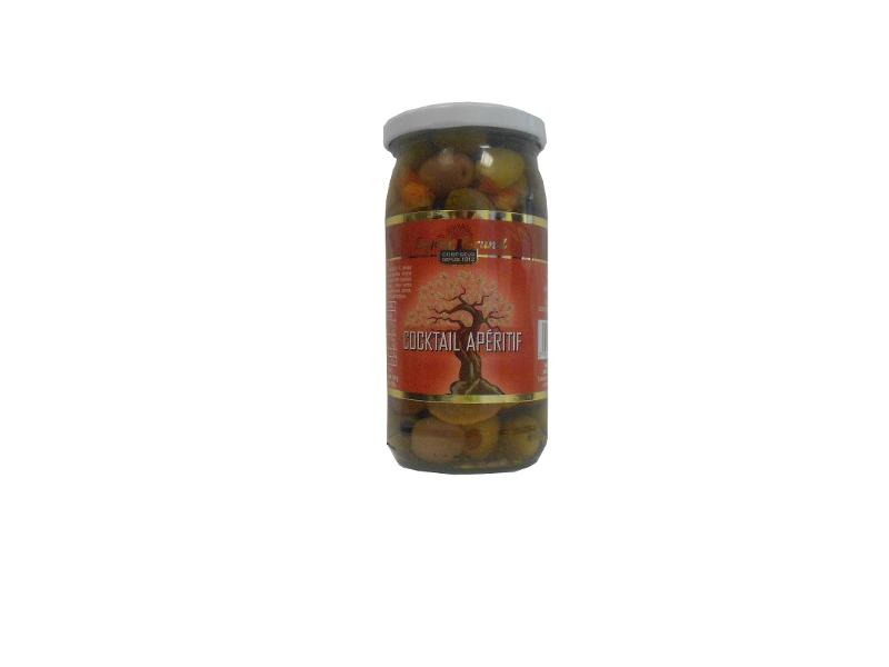COCKTAIL APERITIF / SPICY APERITIF 400G - Produits oléicoles