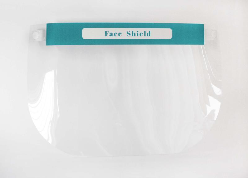 Gesichtsschutz Visier (individualisierbar) (100er Pack) - null