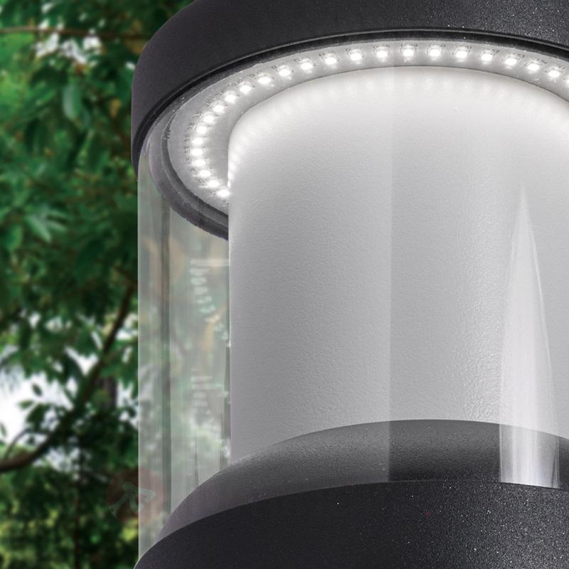 Applique d'extérieur Henrick avec LED - Appliques d'extérieur LED