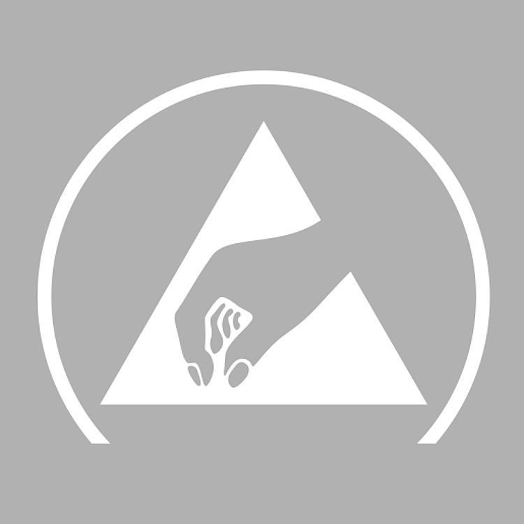 Talerzyki do stopek wahliwych antystatyczne - K0415