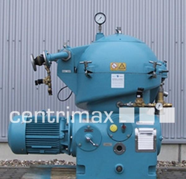 GEA Westfalia Separator Self-cleaning disc centrifuge - OSA 35-02-066