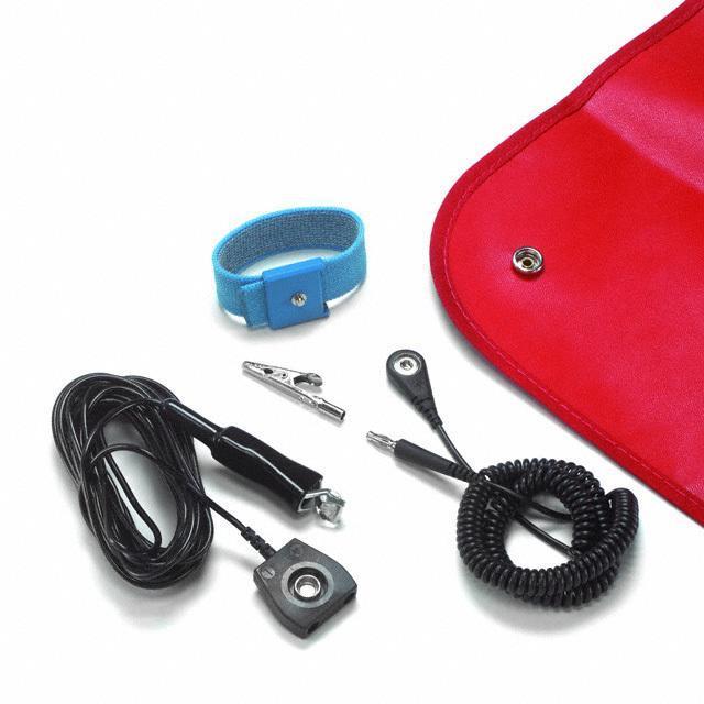 KIT LARGE SERVICE RED ESD - Pomona Electronics 6088