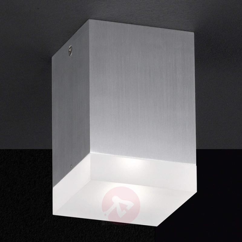 Bright LED ceiling lamp Tetra - design-hotel-lighting