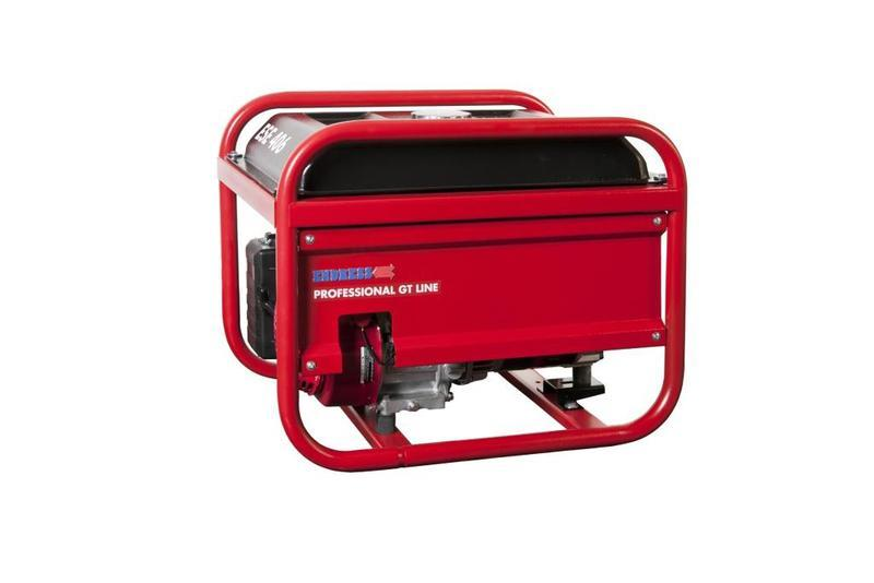 POWER GENERATOR for Professional users - ESE 406 HS-GT ES