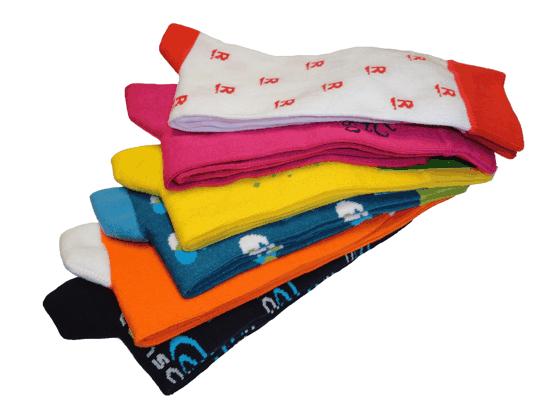 Fabrication De Chaussettes Sur Mesure - Chaussettes Personnalisées Production sur Mesure au Portugal