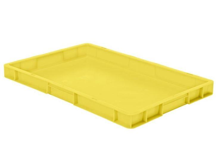 Stacking box: Dina 50 1 - Stacking box: Dina 50 1, 600 x 400 x 50 mm