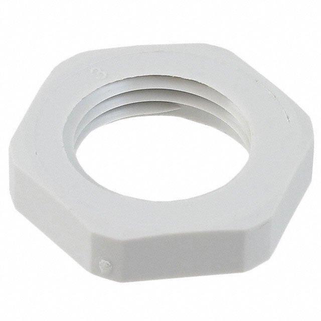 GM 9 COUNTER NUTS, PLASTIC - Bopla Enclosures 52080200