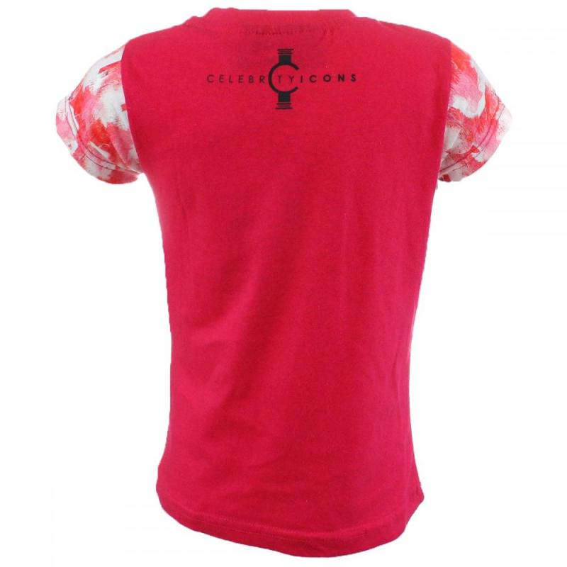 10x T-shirts manches courtes Movie Star MM du 4 au 12 ans - T-shirt et polo manches courtes