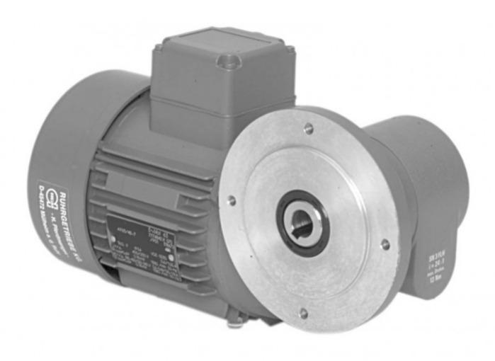 SN3FLH - Einstufiger Getriebemotor mit Hohlwelle