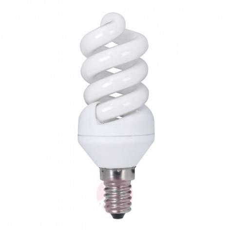 E14 15W 827 energy saving bulb Spirale - light-bulbs