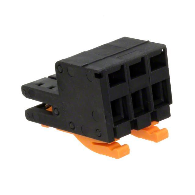 TERMINAL BLOCK CUB7 SERIES 3POS - Red Lion Controls TB100003