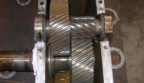 Gearboxes - null