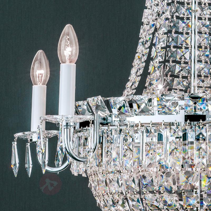 Suspension cristal remarquable Ambassador - Lustres en cristal