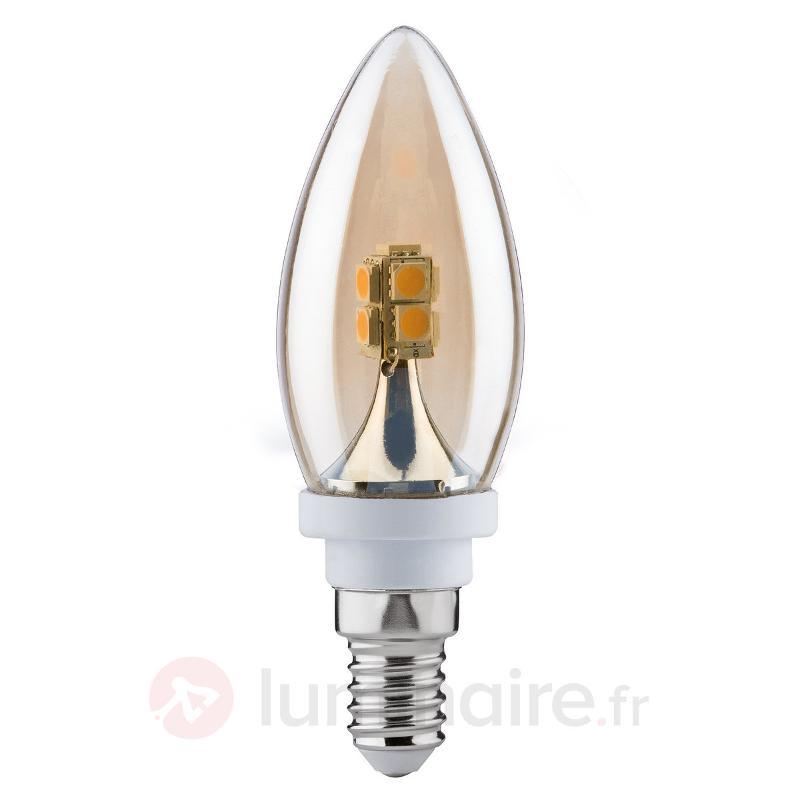 Ampoule LED flamme E14 2,5 W 826 Gold - Ampoules LED E14