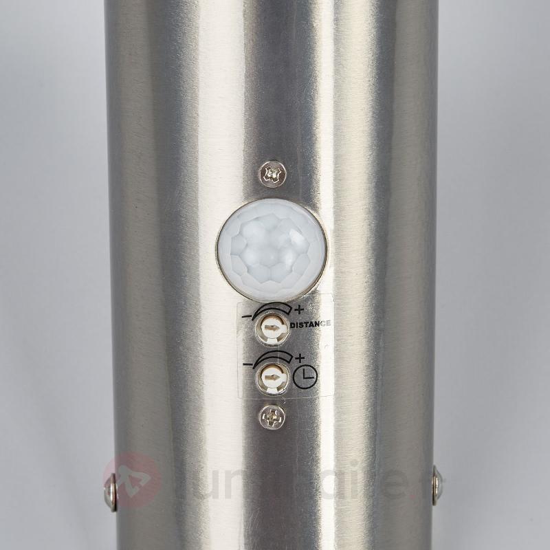 Applique d'extérieur LED à capteur en biais Belen - Appliques d'extérieur avec détecteur