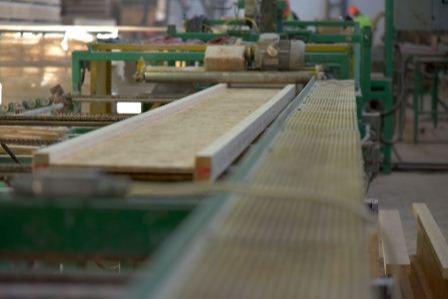 Viga de madera de doble T - Viga de madera de doble T para sistemas y pisos de cabrio