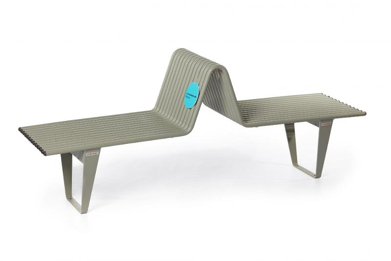 Bench «Infinity» - Benches and sun loungers