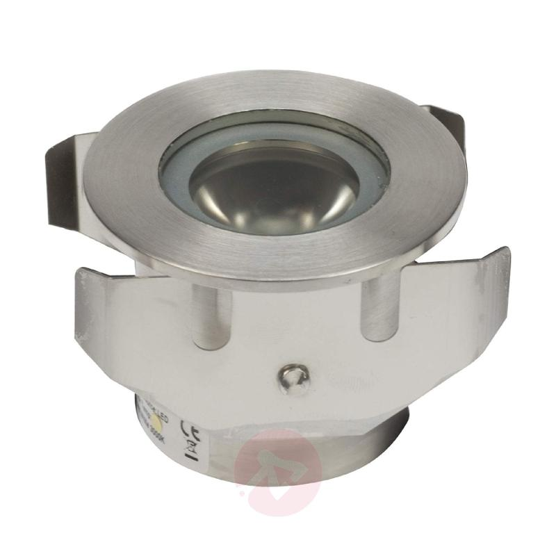 LED recessed floor light, 60 mm - outdoor-led-lights