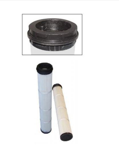 Filtres de dépoussiérage - Adaptables WAM