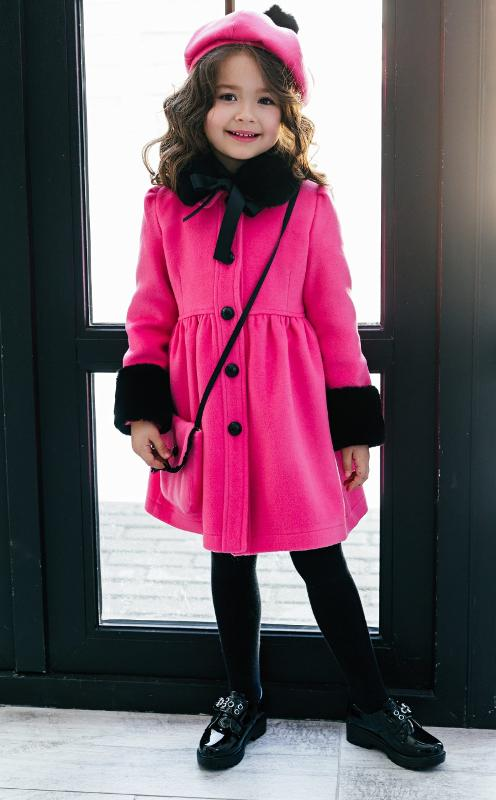 Coat Princess Mary - Girls