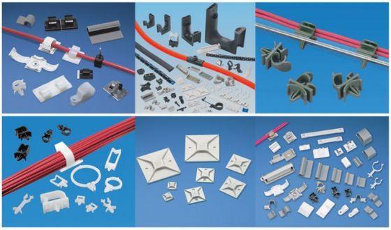 PANDUIT Befestigungssysteme - PANDUIT Befestigungssysteme in verschiedenen Ausführungen
