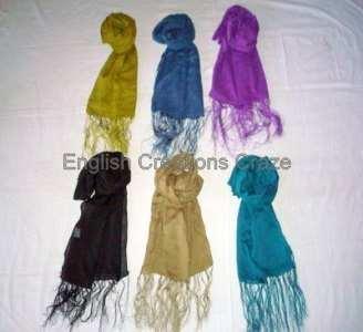 Cotton Flex Woven Shawls - Cotton Flex Woven Shawls