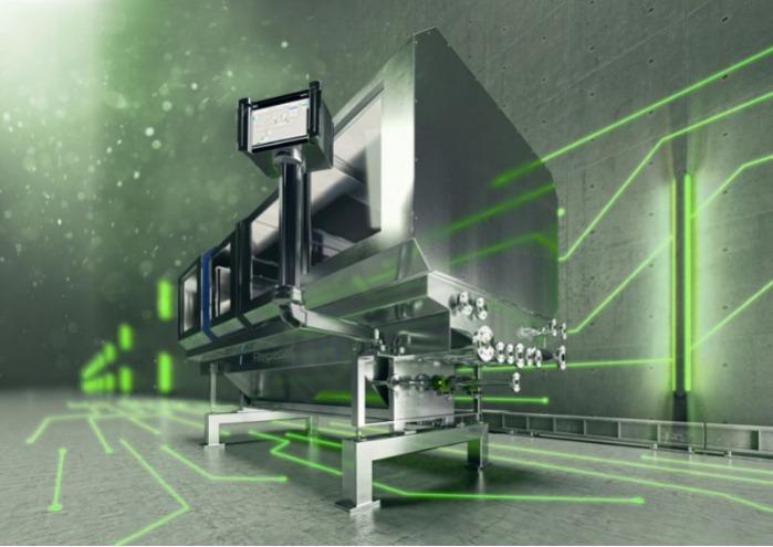 CellTRON® filter press - The CellTRON® high-tech filter press for highest filtration requirements