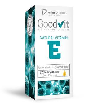 Goodvit Natural Vitamin E - null