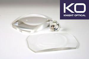 Diamond Turned Aspheric Lenses for Defense & Aerospace