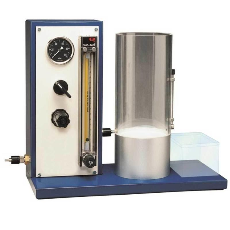 Powder fluidity measuring equipment - AS 100
