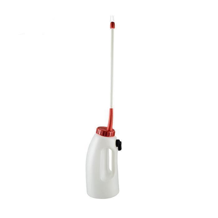 4L calf/dog/pig/animalfeedingmilk bottleswith Long Tube - Calf/dog/pig/horse/animal milk Feeding Bottle