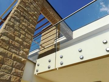 Glass fences - Production and installation of Glass fences