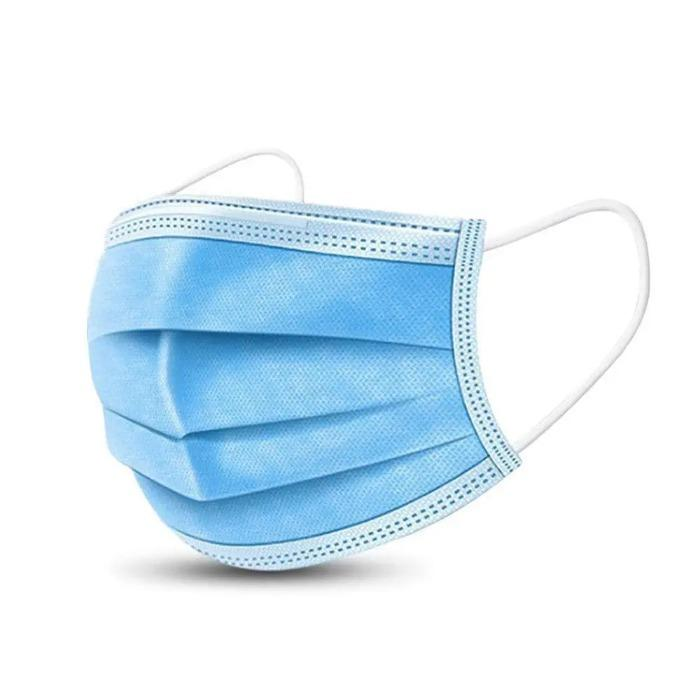 Mascherina medica tipo IIR mascherina medica Maschera medica - Maschera medica di tipo IIR a 3 strati, filtri Meltblown disponibili