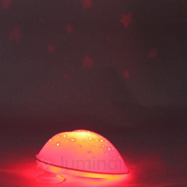 Veilleuse LED Solar Heart - Lampes sur prise et veilleuses